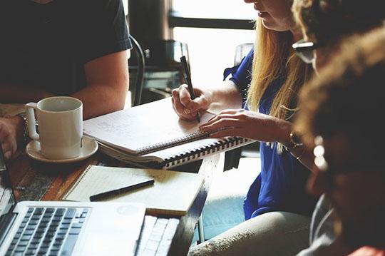 学生起業家の会議